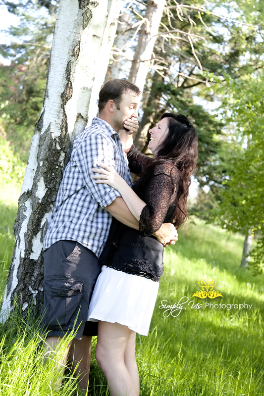 Simply Us Photography -- Dianna and Scott