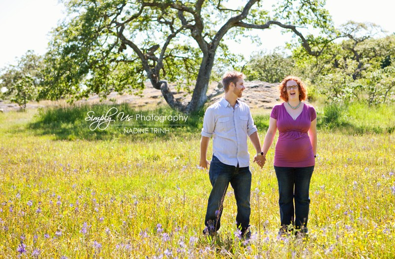 Ryan and Nicole - Maternity Session