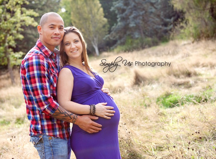 Tony and Ange - Maternity Session