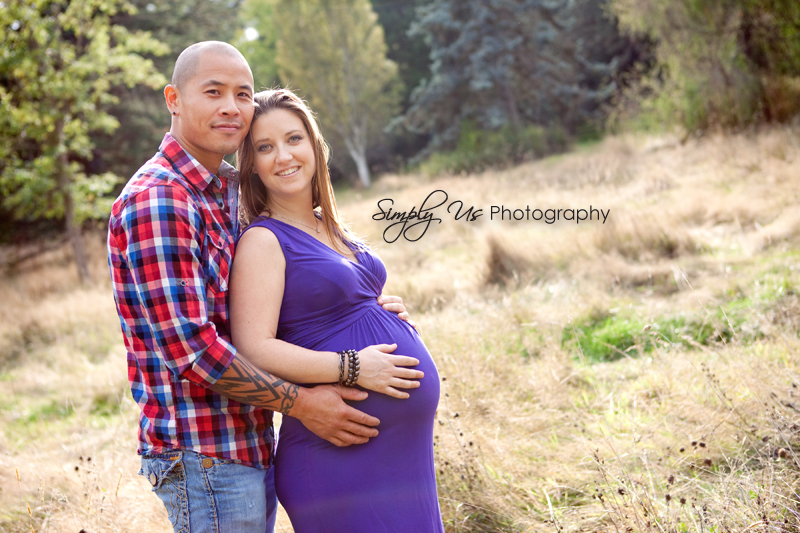 Tony and Ange – Maternity Session