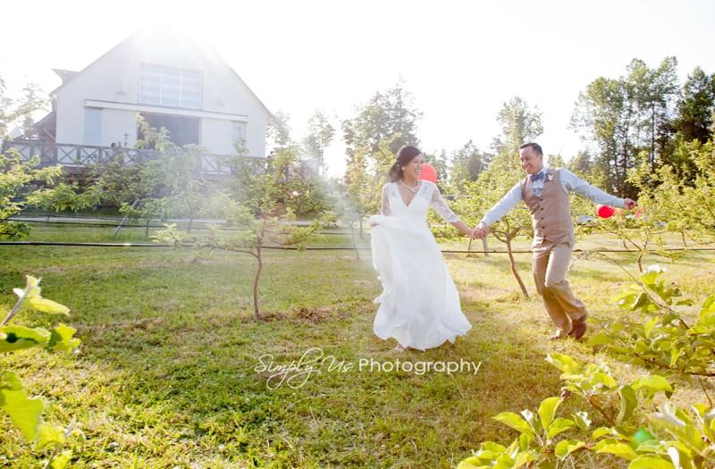 Maritoni and Luwie's Wedding