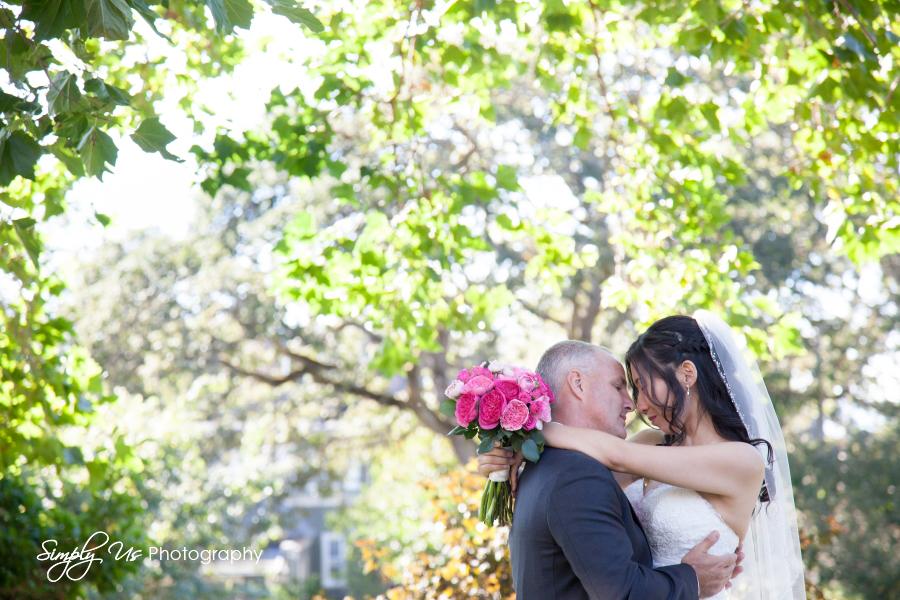 Hazuki and Gerald's Wedding